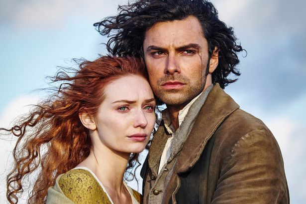 On the Unconventional Love Story of POLDARK