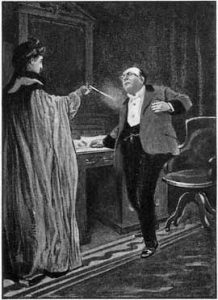 """Unnamed Noblewoman (""""Charles Augustus Milverton"""")"""