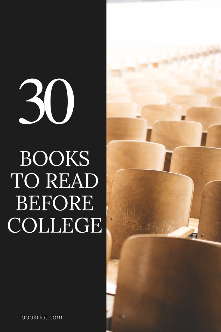 Books to read before college