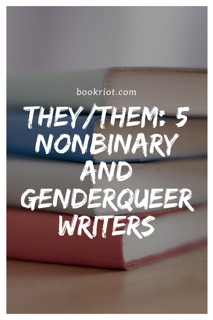 nonbinary and genderqueer authors to read