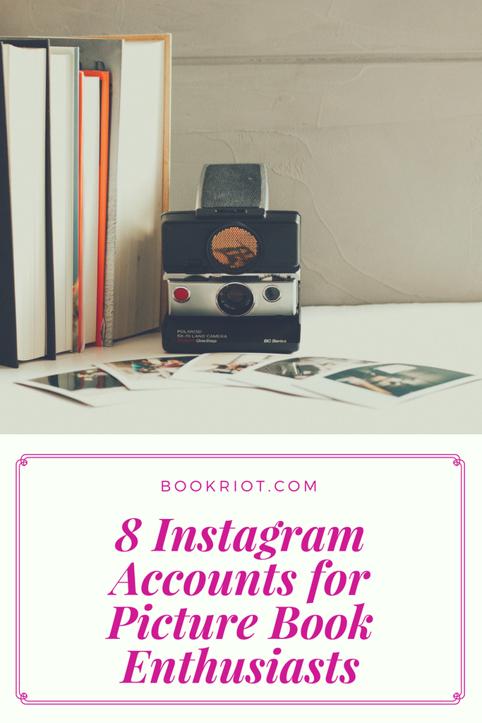8 awesome Instagram accounts for Picture Book enthusiasts