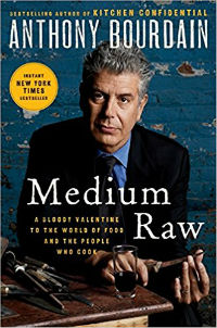 Anthony Bourdain Medium Raw Cover