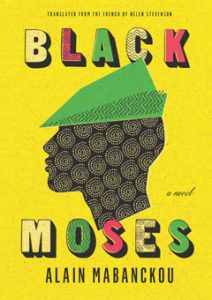 black moses by alain mabanckou cover