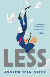 Book cover of LESS by Andrew Sean Greer