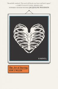 The Art of Starving by Sam J. Miller book cover