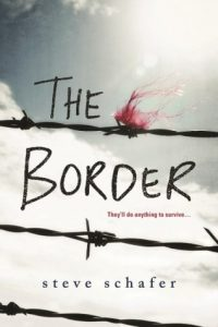 The Border by Steve Schafer Book Cover