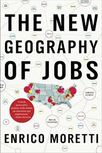 The New Geography of Jobs Enrico Moretti Cover Obama Reading List