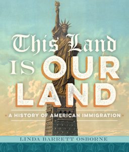 This Land Is Our Land by Linda Barrett-Osborne book cover