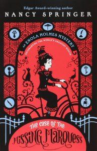The Enola Holmes Mystery series by Nancy Springer