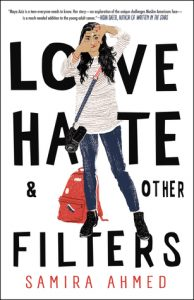 Love, Hate, and Other Filters by Samira Ahmed book cover