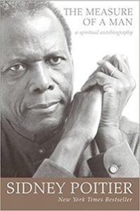 Measure of a Man by Sidney Poitier cover