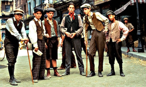 A Newsies Reading List