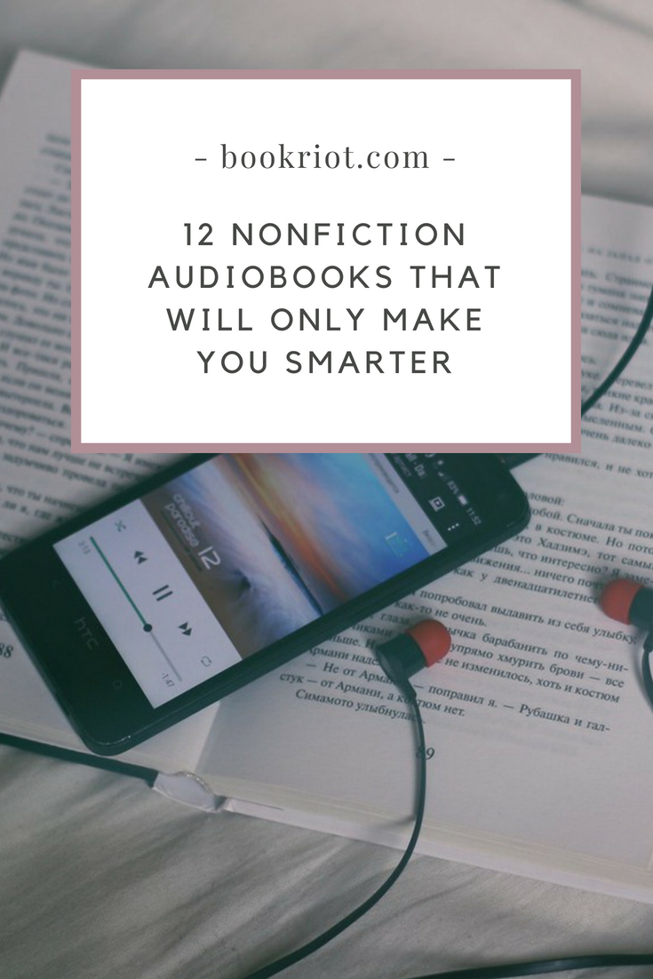12 nonfiction audiobooks perfect for your commute