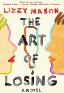 the art of losing by lizzy mason book cover