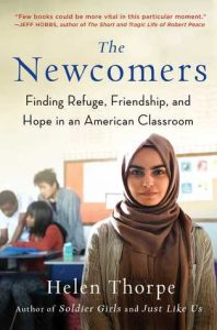 The Newcomers by Helen Thorpe book cover