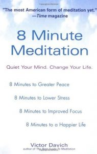 8 minute meditation book cover