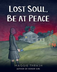 LOST SOUL, BE AT PEACE by Magge Thrash