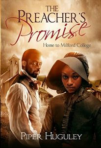Cover of The Preacher's Promise by Piper Hughley