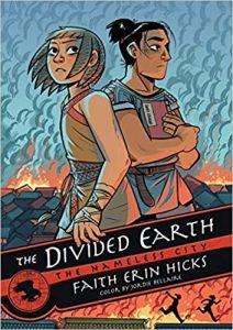 The Divided Earth by Faith Erin Hicks