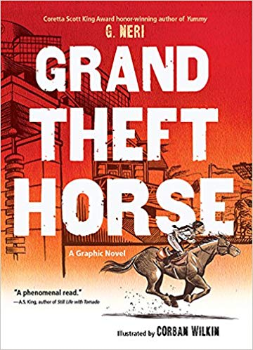 Grand Theft Horse G. Neri cover image