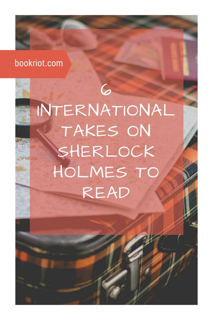 Sherlock Holmes Adaptations from around the world. adaptations | sherlock holmes | sherlock adaptations | book lists