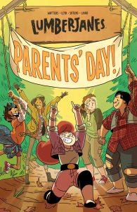 Lumberjanes Vol. 10 Parents' Day