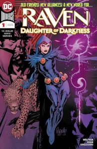 Raven daughter of darkness book cover