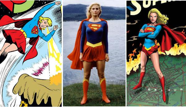 supergirl costume rankings