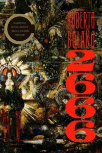 cover of 2666 by roberto bolano