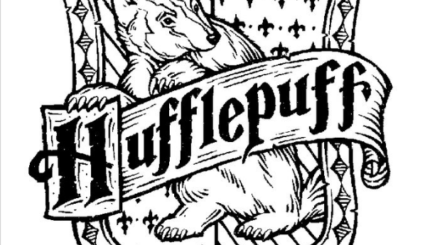 graphic about Harry Potter Printable Coloring Pages titled The Least difficult and Utmost Magical Cost-free Harry Potter Coloring Webpages