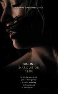 cover of Justine by Marquis de Sade