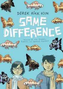 Cover of Same Difference by Derek Kirk Kim