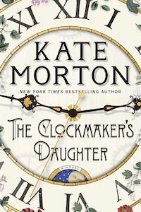 The Clockmaker's Daughter by Kate Morton book cover