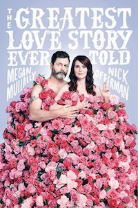 The Greatest Love Story Ever Told by Nick Offerman and Megan Mullally book cover
