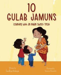 10 Gulab Jamuns by Sandhya Acharya