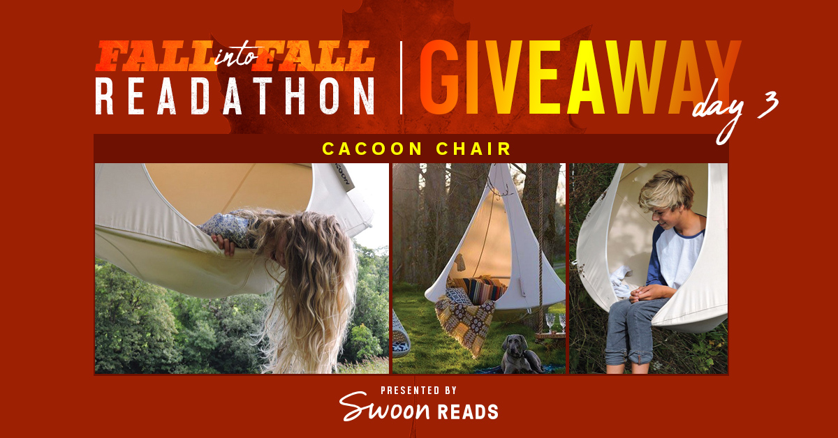 Readathon Giveaway: Cacoon Chair
