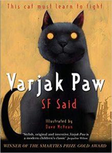 Varjak Paw by SF Said