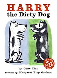 Harry the Dirty Dog book cover