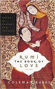 Rumi Book Of Love cover