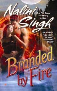 branded with fire by nalini singh cover