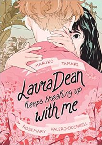 Laura Dean Keeps Breaking Up With Me from Most Anticipated 2019 LGBTQ Reads   bookriot.com