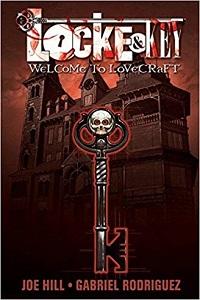 locke & key joe hill gabriel rodriguez horror comics