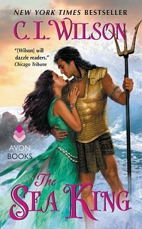 the sea king by c.l. wilson cover