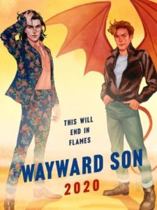 Wayward Son from Most Anticipated 2019 LGBTQ Reads   bookriot.com