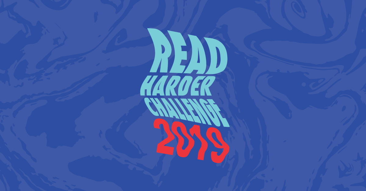 Book Riot's 2019 Read Harder Challenge