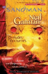 The Sandman Vol. 1- Preludes and Nocturnes by Neil Gaiman