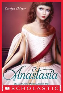 Anastasia The Last Grand Duchess book cover