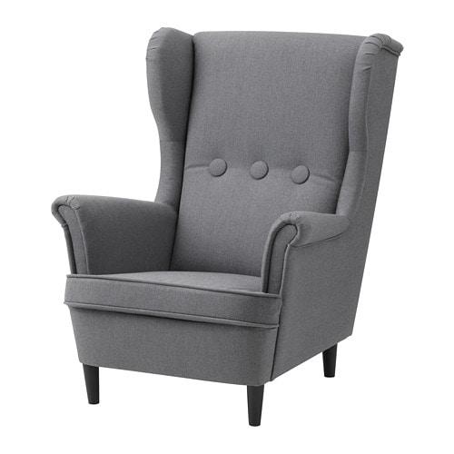 Strandmon Children's Armchair at IKEA