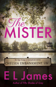 cover of The Mister by EL James