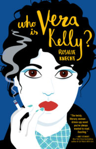 Who Is Vera Kelly cover image